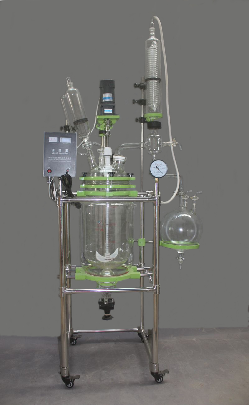 Реактор 10 л HEB-10