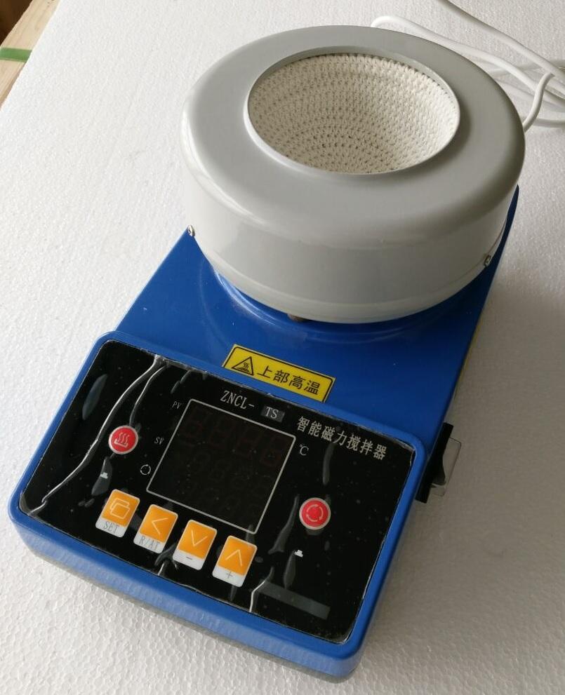 Мешалка магнитная с кожухом колбонагревателя для круглодонной колбы